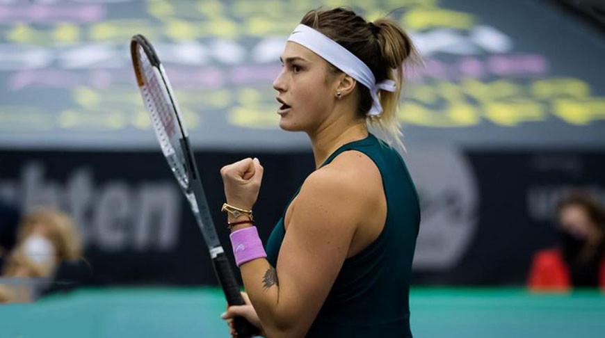 Арина Соболенко стала победительницей турнира в Абу-Даби