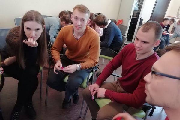 Студию проектов и стартапов создали в ГрГУ имени Янки Купалы