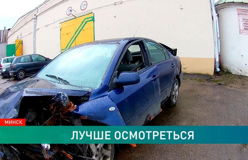 Половина белорусов ездит без техосмотра: почему водители рискуют своей жизнью и как решить проблему (+видео)
