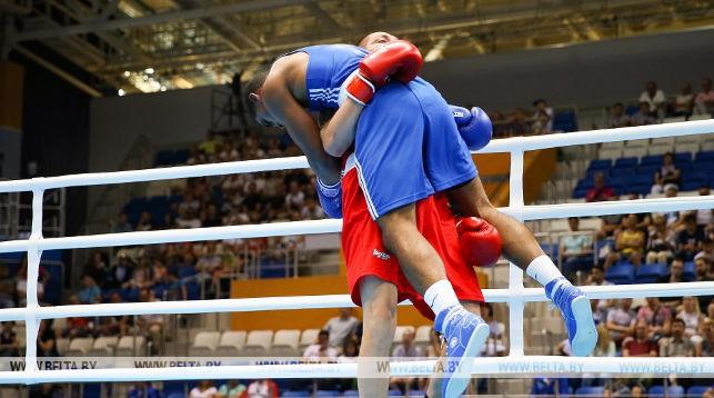 Шесть белорусских спортсменов выступят в 4-й день турнира по боксу Европейских игр