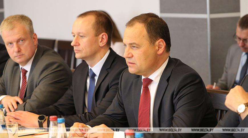 Поддержка предприятий в условиях пандемии будет увязана с выполнением ими бизнес-планов — Роман Головченко