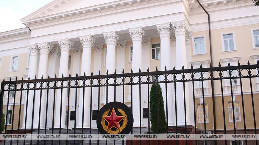 В Вооруженных Силах Беларуси продолжается комплексная проверка
