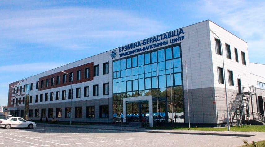 Начал работу ведомственный пункт таможенного оформления «Берестовица-ТЛЦ»