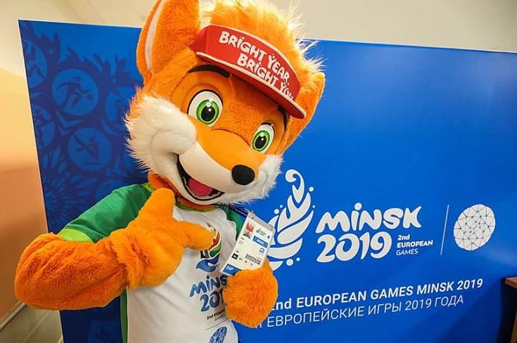 Время ярких побед. Спортивное путешествие Лесика на II Европейских играх (Видео)