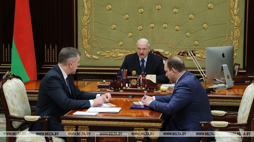 Александр Лукашенко: предложений о поставках и переработке в Беларуси нефти уже немало