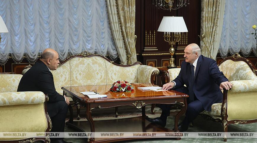 Александр Лукашенко: Беларусь и Россия значительно продвинулись в решении наболевших вопросов