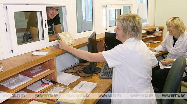 В Беларуси будут приняты меры для устранения очередей в поликлиниках