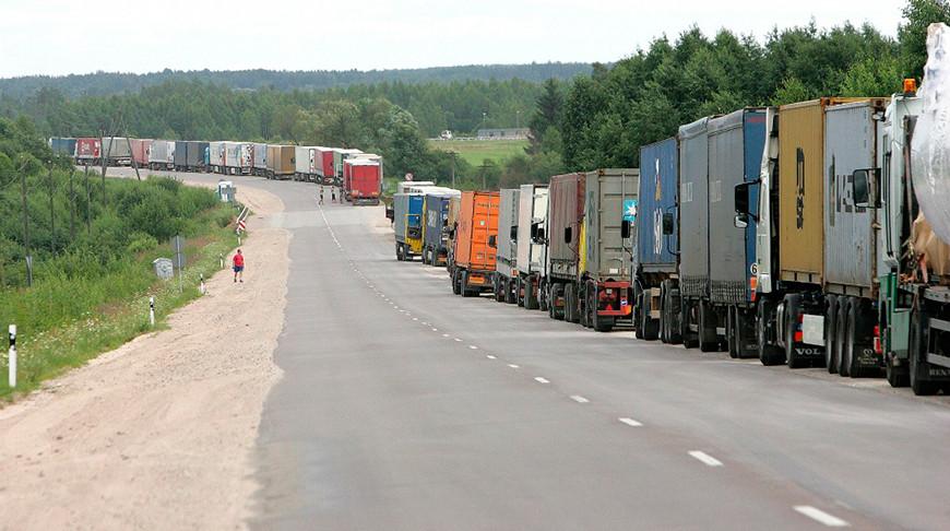Госпогранкомитет сообщает об очередях на границе с Литвой