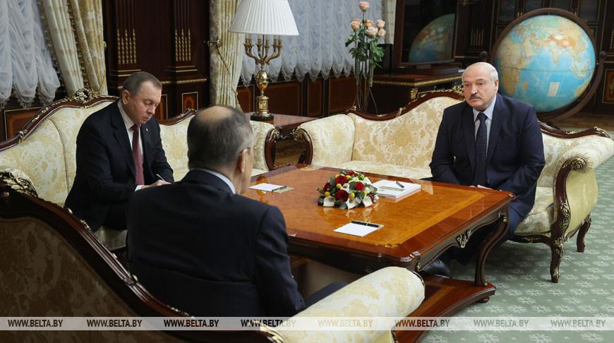 Александр Лукашенко о белорусско-российских отношениях: надо говорить не о перезагрузке, а об их усилении