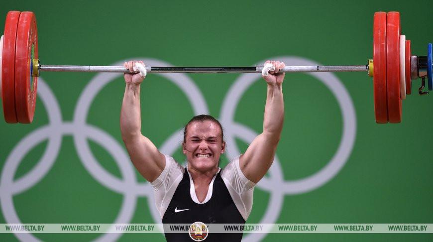 Определен состав белорусских тяжелоатлетов на турнир олимпийской квалификации в Гродно