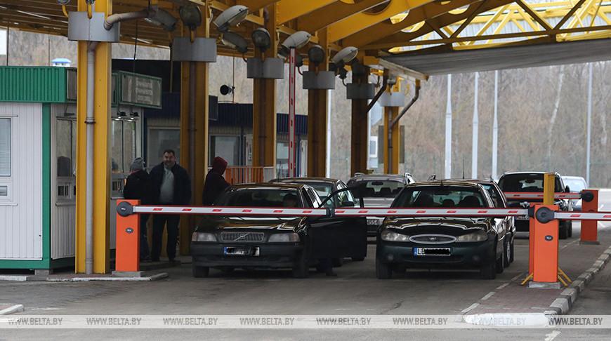 ГПК: граждан Беларуси пропускают через государственную границу на въезд в страну