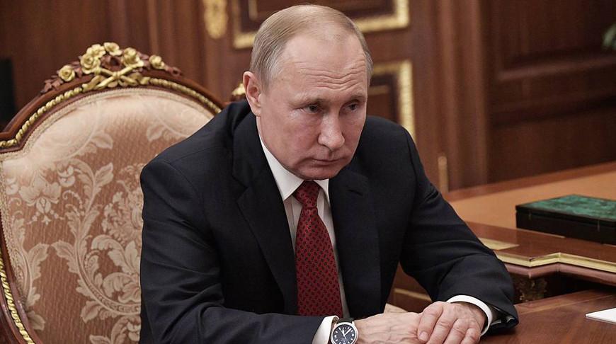 Владимир Путин утвердил структуру правительства и назначил вице-премьеров