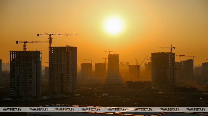 В Беларуси приняты семь новых строительных норм