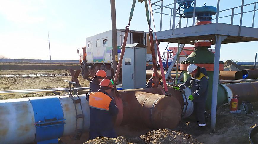 «Гомельтранснефть Дружба» завершила ремонт на перекачивающих станциях «Кобрин» и «Туров»