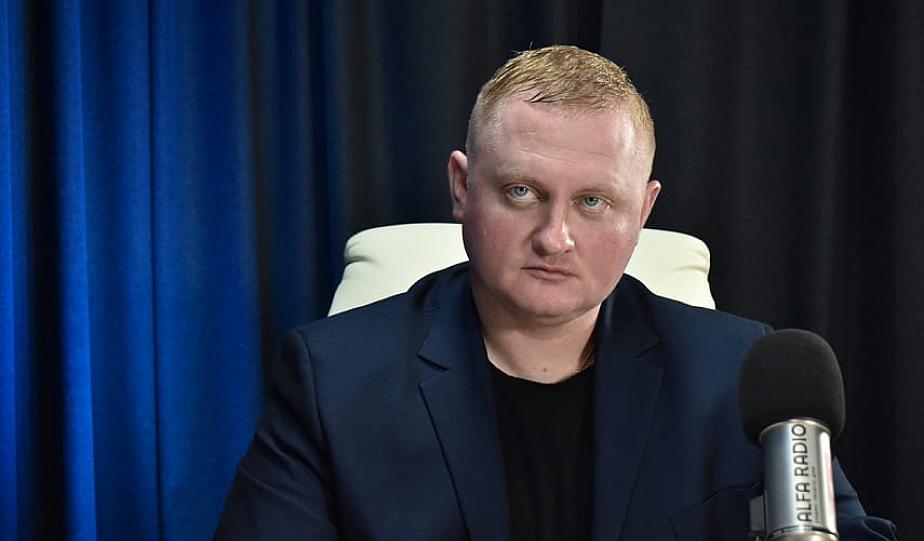 Александр Шпаковский, политический аналитик, на форуме «Беларусь адзіная» в Гродно: «Беларусь по своей сути является социальным государством, и очень важно эту политику сохранить»
