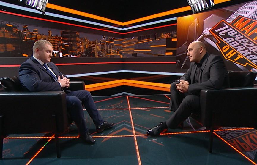 Политолог Александр Шпаковский: сейчас самое важное – уйти от гражданского конфликта, это тест на зрелость белорусского народа (+видео)