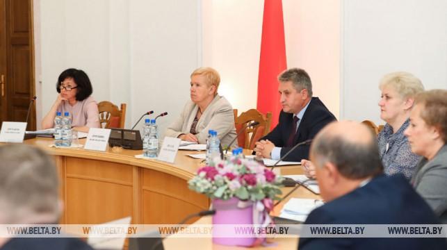 Окружные избиркомы на парламентских выборах в Беларуси будут образованы по 2 сентября