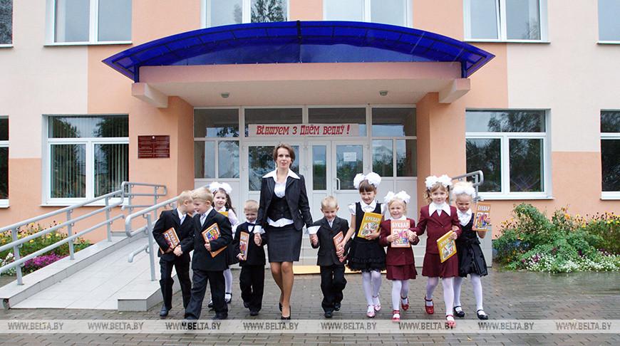 Игорь Карпенко: более 3 тыс. школ Беларуси распахнут двери 1 сентября