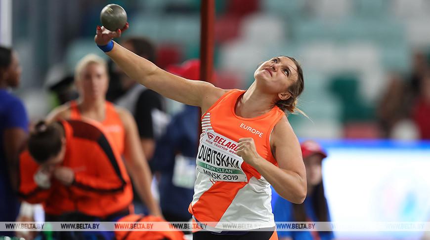 Все Елены! Стали известны первые победители чемпионата страны по легкой атлетике