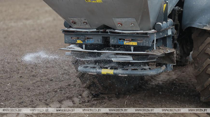 Белорусские аграрии приступили к весенним полевым работам
