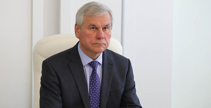 Владимир Андрейченко принял участие в заседании Совета Парламентской ассамблеи ОДКБ