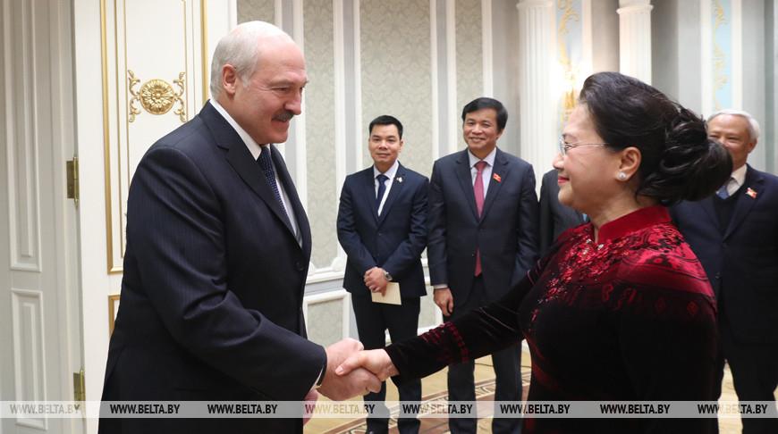 Беларусь и Вьетнам многое сделали для более успешного развития экономических отношений — Александр Лукашенко