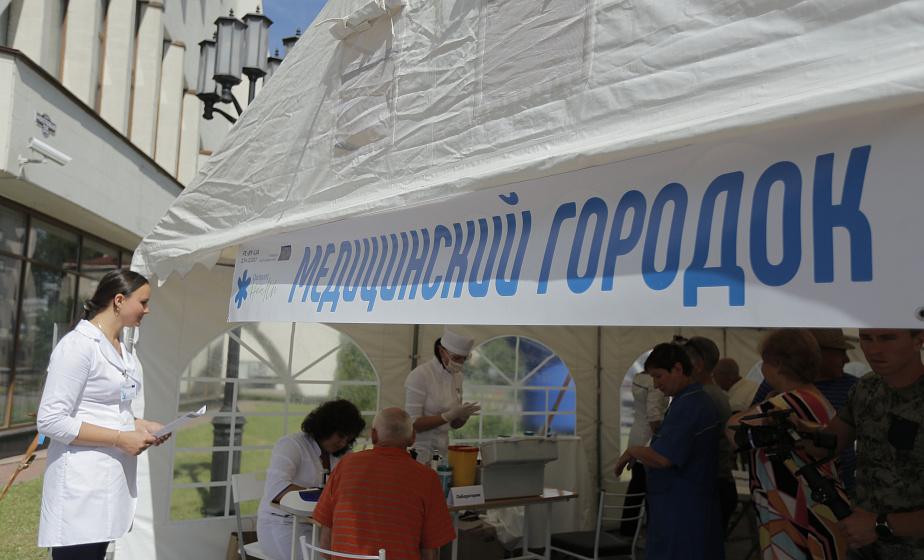 Бесплатные консультации, викторины и много полезного: в Гродно на один день откроется медицинский городок