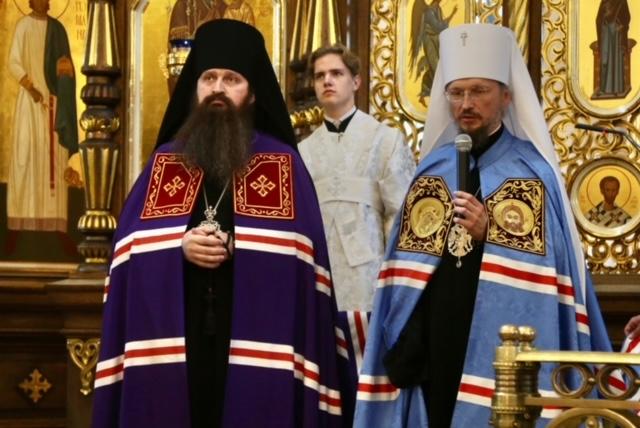 Духовенству и прихожанам Гродненской епархии представили епископа Антония
