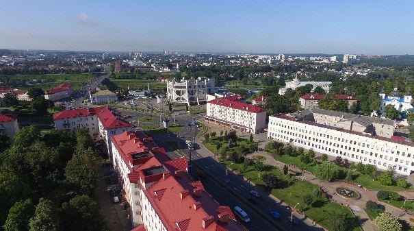 18 мая в Гродно на площади Ленина пройдет эстафета «Пламя мира». Центр города перекроют