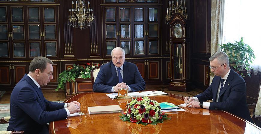 Александр Лукашенко: защита внутреннего рынка и отечественных производителей - вопрос номер один