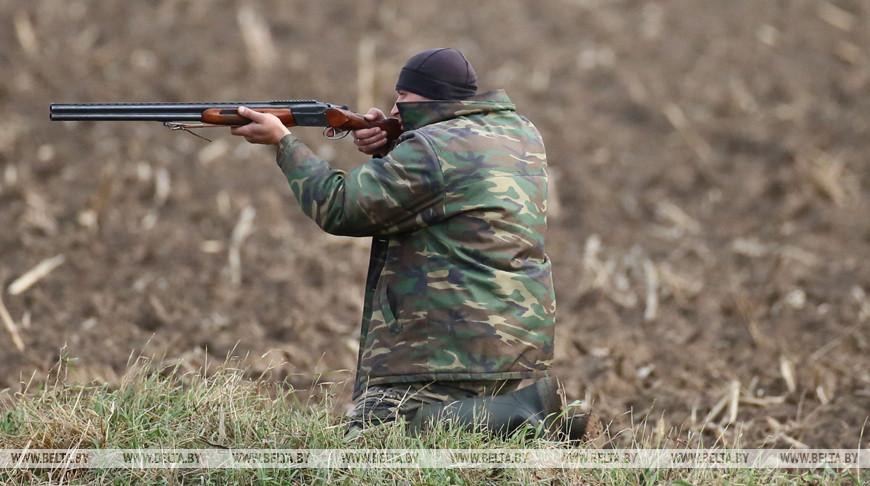 БООР напоминает о необходимости соблюдать правила безопасности во время охоты