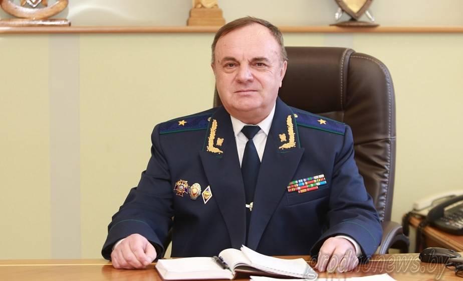 «Акцент в прокурорских  проверках делается на упреждение и пресечение правонарушений»: Виктор Корзун, прокурор Гродненской области
