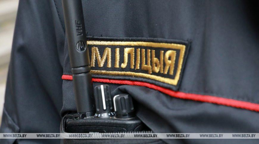 МВД: За нарушение законодательства о массовых мероприятиях в Минске задержаны более 300 человек