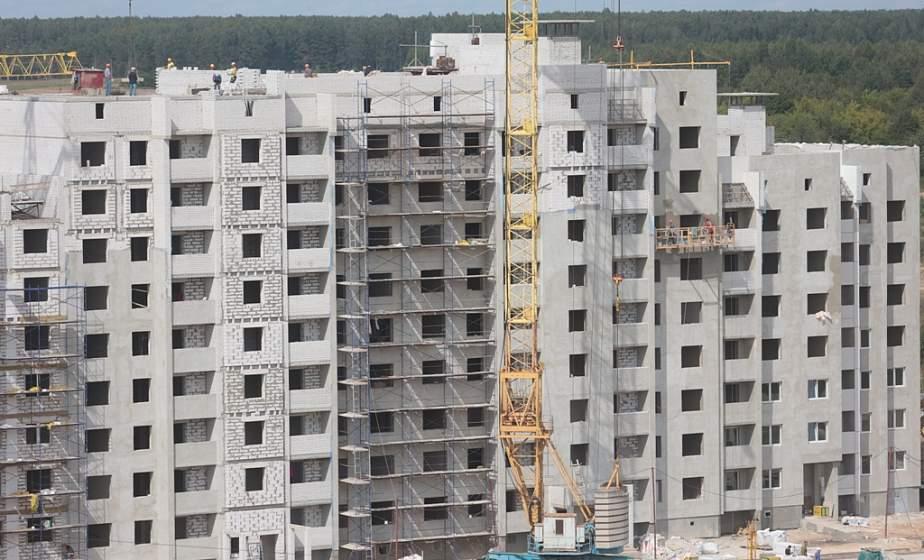 В Лиде активно застраивается новый микрорайон Север. Каким он будет?