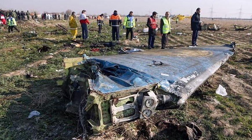 Число опознанных жертв авиакатастрофы под Тегераном достигло 169