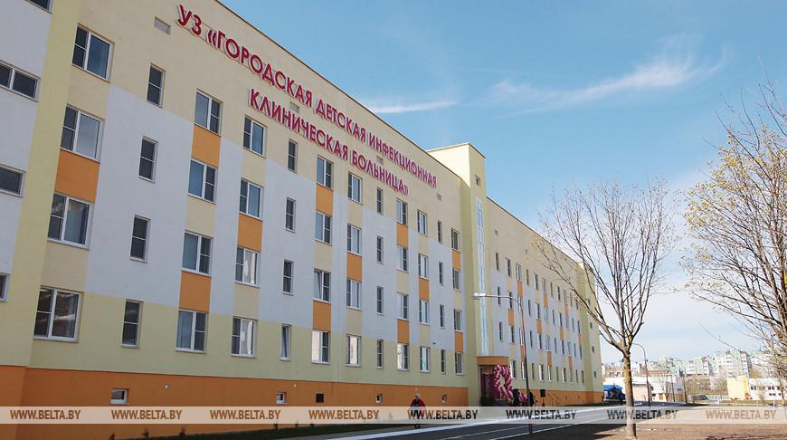 Детей в тяжелом состоянии среди госпитализированных с COVID-19 в Минске нет — главный педиатр