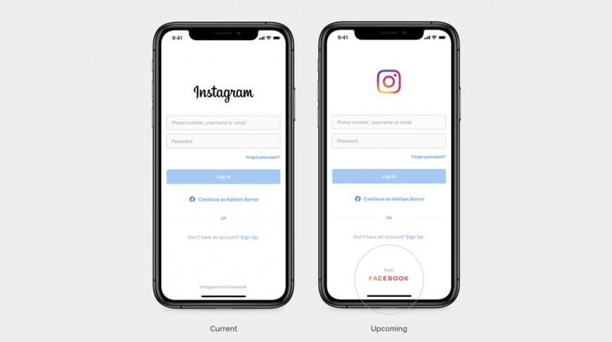 Facebook поменял логотип, чтобы избежать путаницы