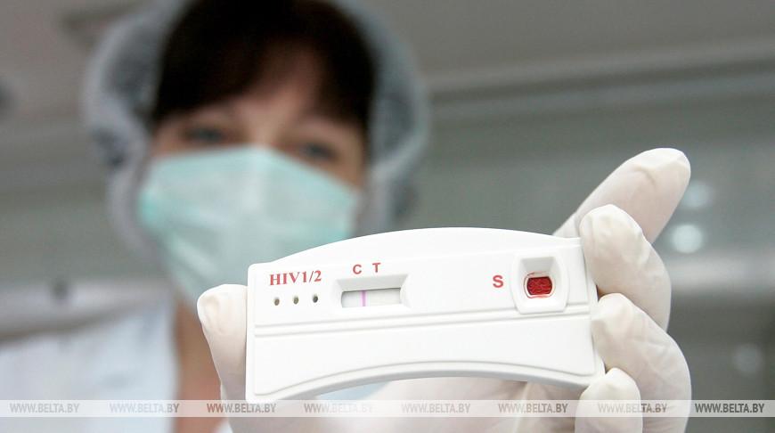 Акция по профилактике ВИЧ проходит в Беларуси по 10 декабря
