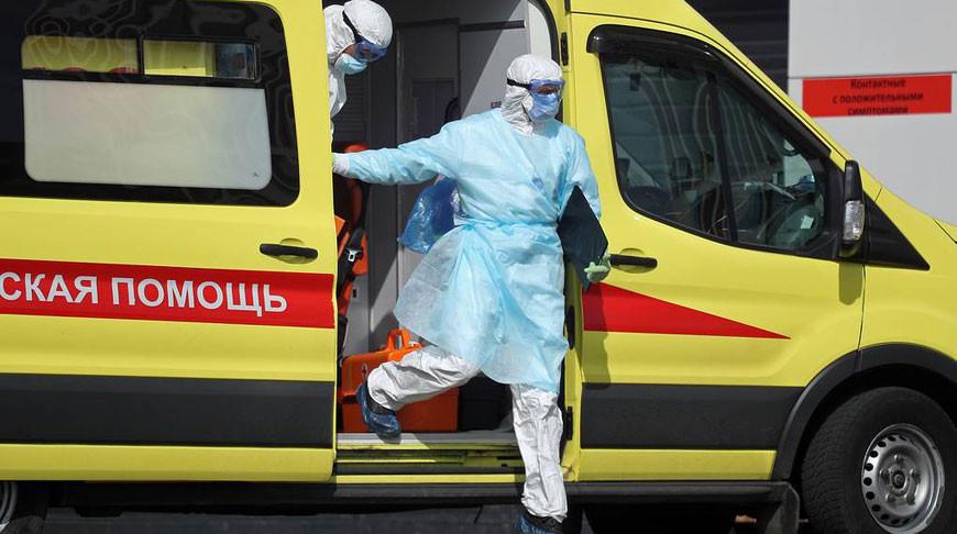 В России под наблюдением врачей из-за коронавируса находятся 159 тыс. человек