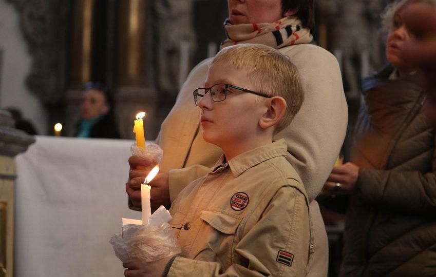 Белтелерадиокомпания в преддверии Пасхи проведет прямые трансляции богослужений для христиан