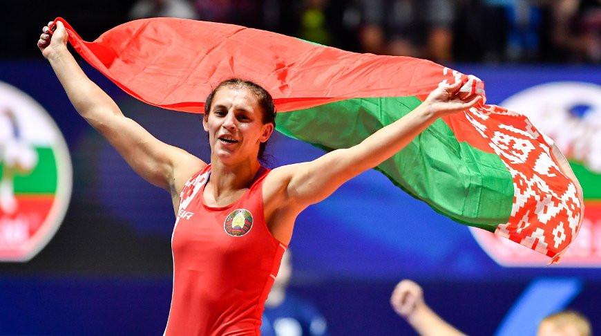 Белорусские борцы завоевали четыре медали на турнире в Риме