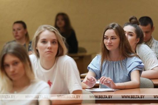 Вступительная кампания в Беларуси проходит спокойно -  Игорь  Карпенко
