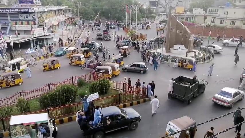 СМИ: не менее двух человек погибли в ходе акции в поддержку афганского флага в провинции Нангархар