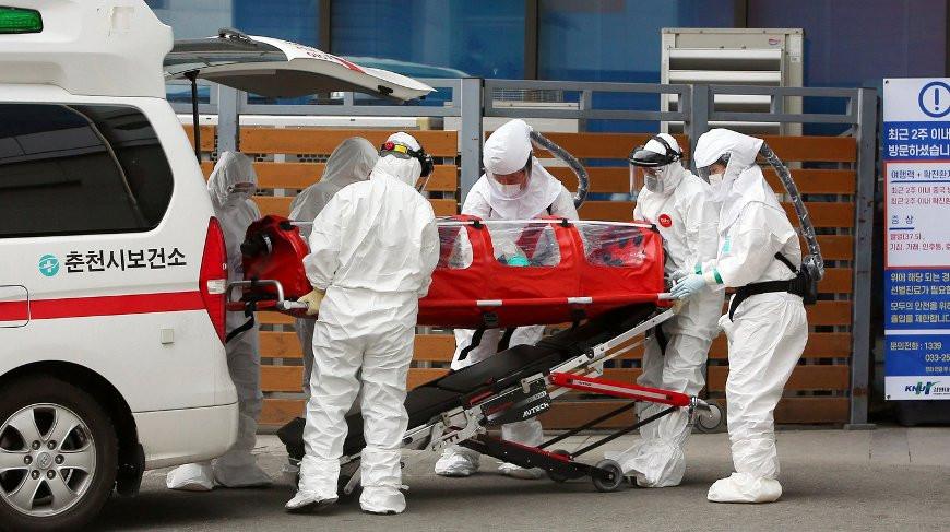 Число случаев заражения коронавирусом в мире превысило 2,3 млн