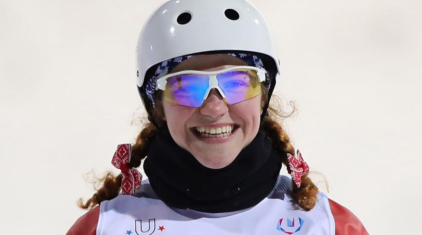 Лучшими спортсменами года в Беларуси признаны Александра Романовская и Андрей Арямнов