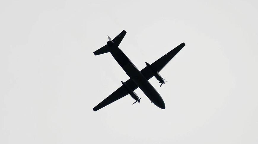 На Камчатке пропала связь с самолетом Ан-26