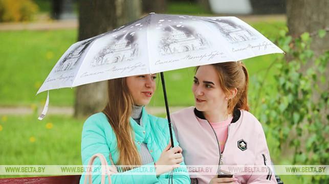 Кратковременные дожди и до +21°С ожидается в Беларуси 2 августа
