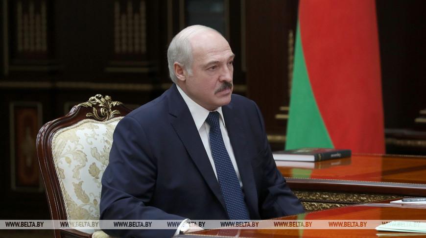 Александр Лукашенко: мы знаем, откуда ветры дуют на нашу белорусскую землю