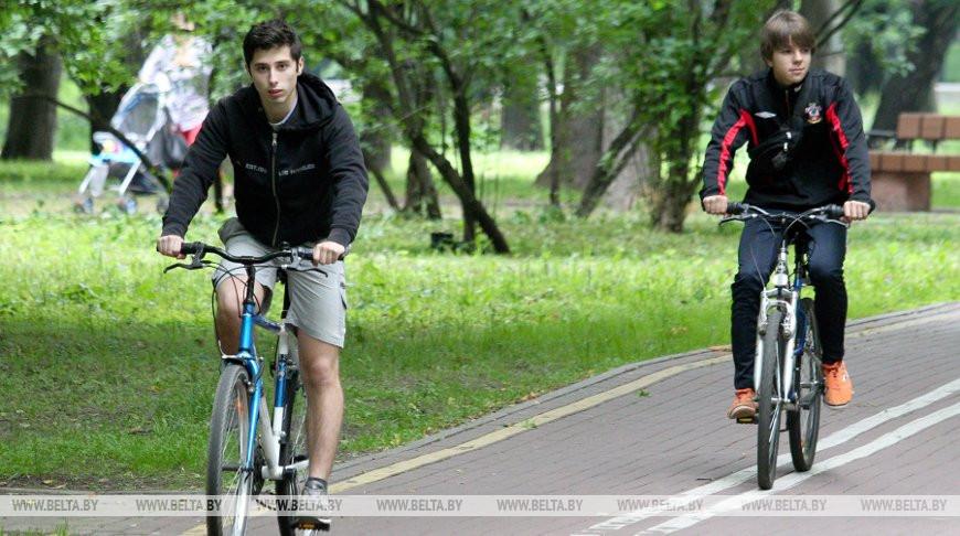 Мир все больше использует в качестве транспорта велосипеды