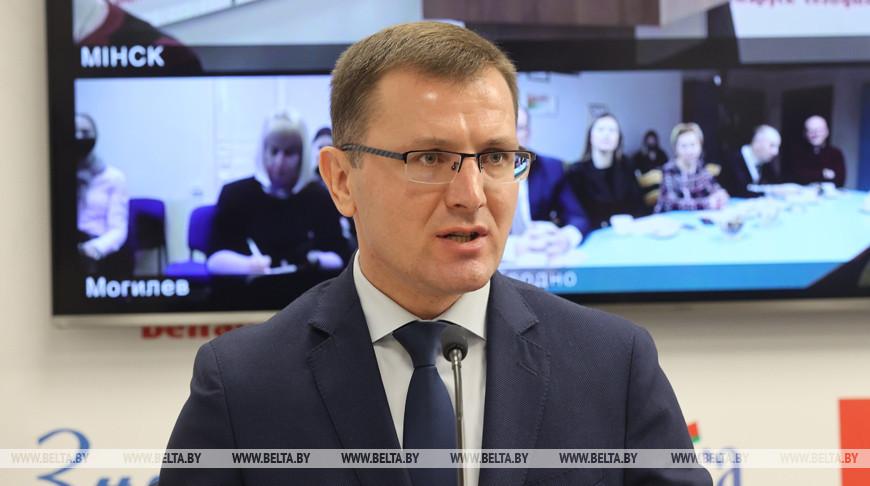 Андрей Кунцевич: журналисты должны подключиться к работе по патриотическому воспитанию граждан